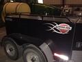 2013 Thunder Creek ADT750 Fuel Trailer