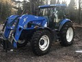 2008 New Holland T6030 100-174 HP