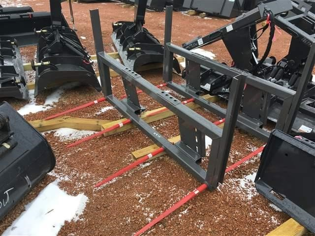 2019 Berlon BSC4324 Loader and Skid Steer Attachment