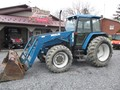 1993 Ford 7740 40-99 HP