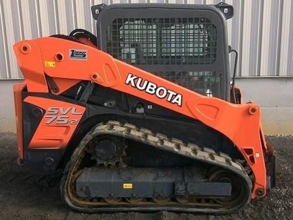 Rear View Mirror for Bobcat Skid Steer Tractor John deere Case Kubota Equipment