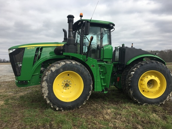 2018 John Deere 9370R Tractor