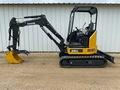 2015 John Deere 26G Excavators and Mini Excavator