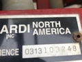 2013 Hardi Navigator 4000 Pull-Type Sprayer
