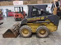 2000 New Holland LS150 Skid Steer