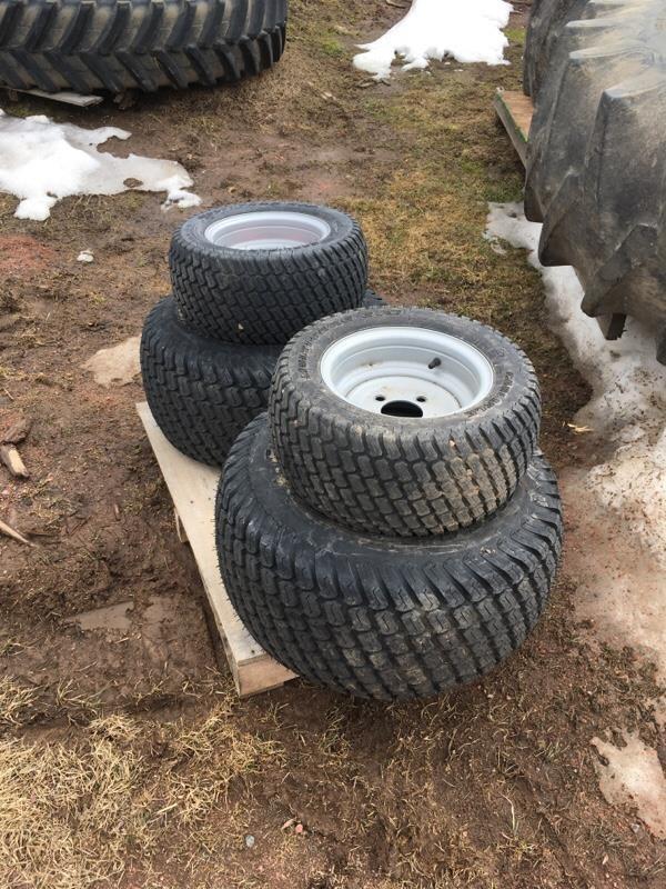 2019 Massey Ferguson TURF TIRE Wheels / Tires / Track