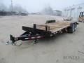 2020 B-B TBCT2220ET-10k Flatbed Trailer