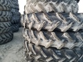 2012 Goodyear 380/90R54R1 Set of 4 Rear Tires on Rims Wheels / Tires / Track
