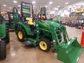 2019 John Deere 2038R Tractor