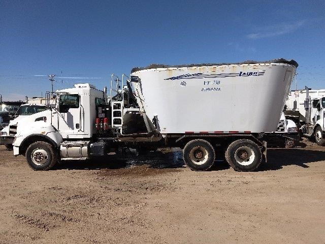 2015 Laird VT750 Grinders and Mixer