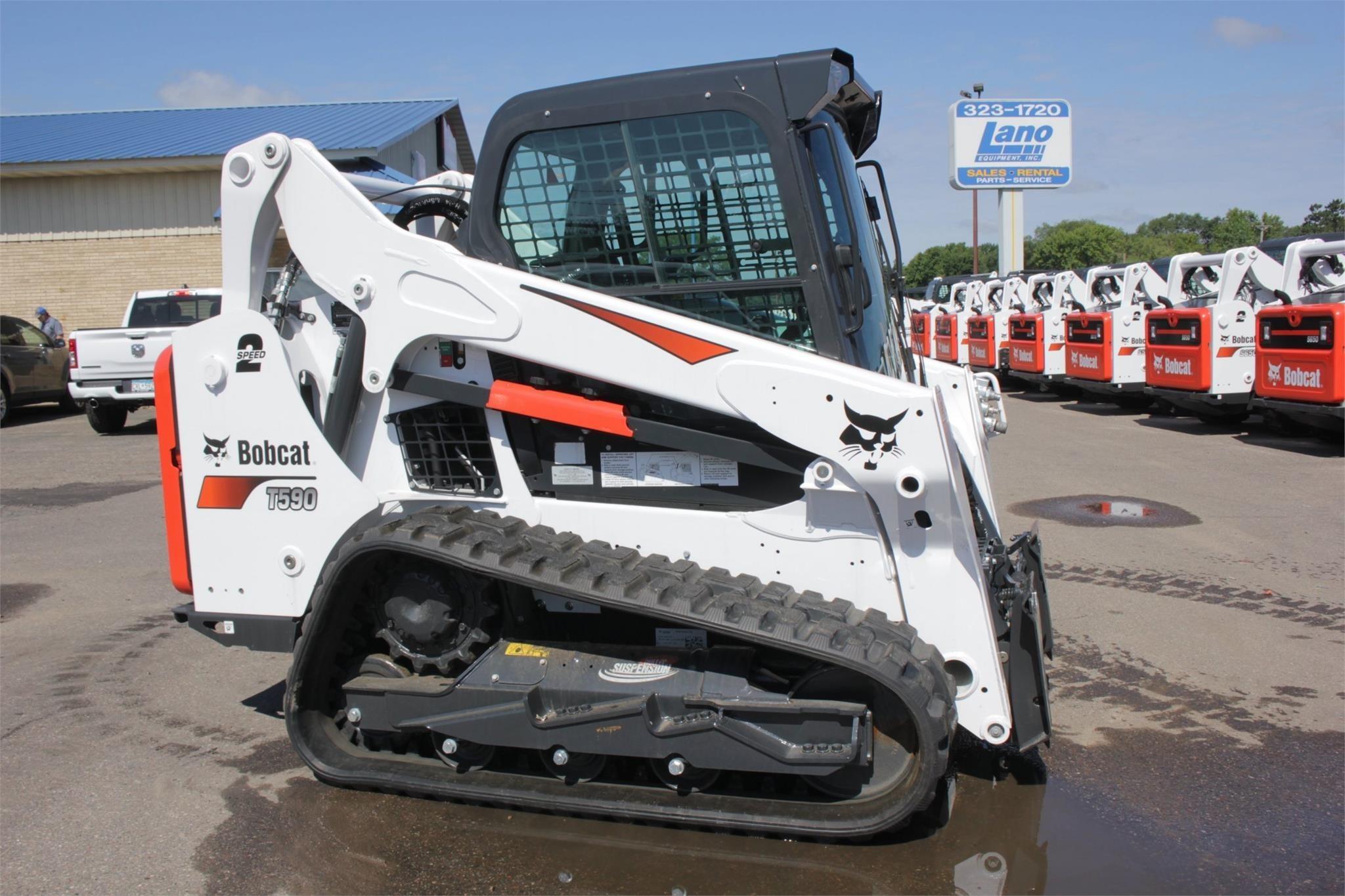 2020 Bobcat T590 Skid Steer