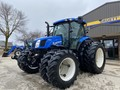 2015 New Holland T6.160 100-174 HP