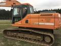 2012 Doosan DX225 LC Excavators and Mini Excavator