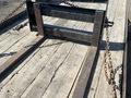 2004 John Deere Pallet Forks Loader and Skid Steer Attachment