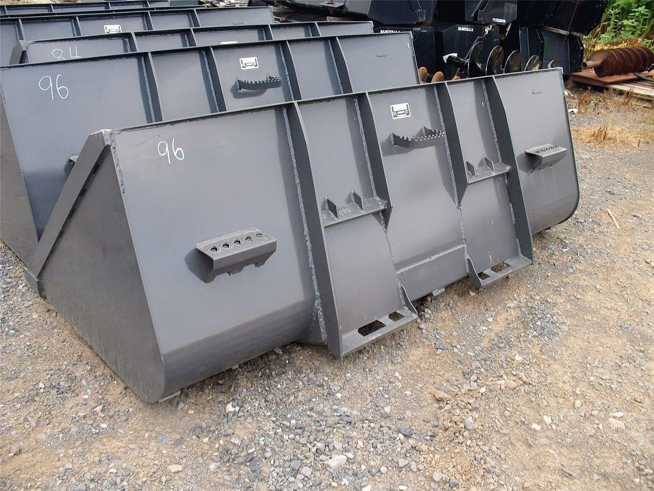 2020 ZFS 96 IN Loader and Skid Steer Attachment
