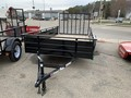 2020 Carry-On 6X12SSG Flatbed Trailer