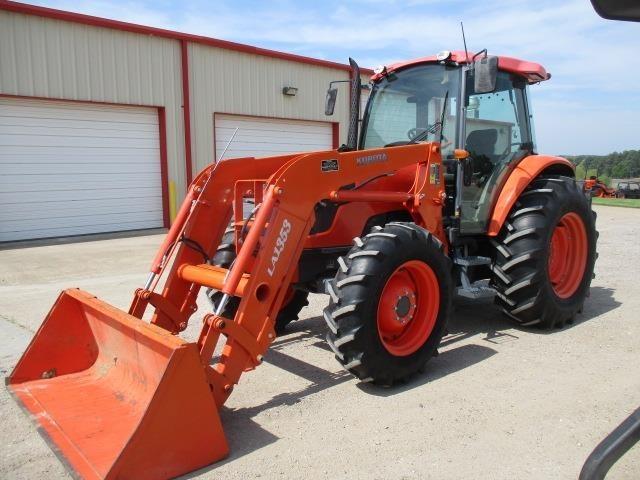 2012 Kubota M9540DTC Tractor