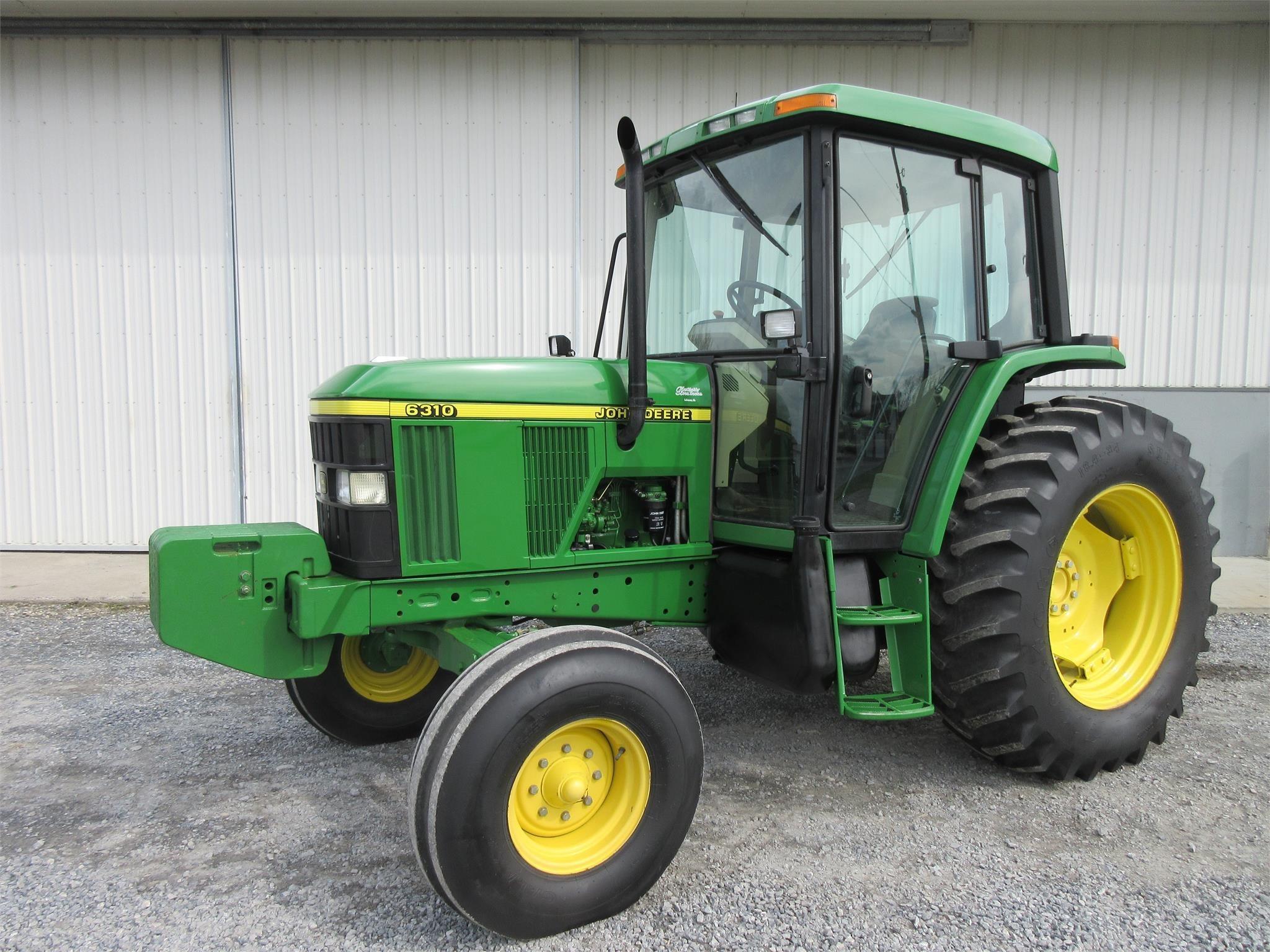 2001 John Deere 6310 Tractor