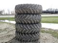2009 Goodyear 520/85R38 Wheels / Tires / Track