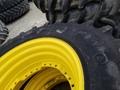 2017 Firestone Pair of 420/90R30R1 FWD on Rims Wheels / Tires / Track