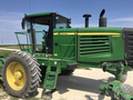 2013 John Deere R450 Self-Propelled Windrowers and Swather