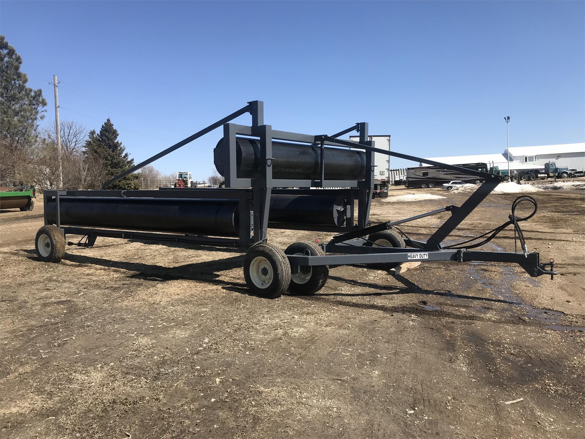 2020 Harms Manufacturing 45LR Land Roller