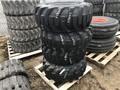 2019 Galaxy 12x16.5 Wheels / Tires / Track