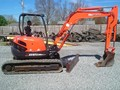 2007 Kubota KX161-3 Excavators and Mini Excavator