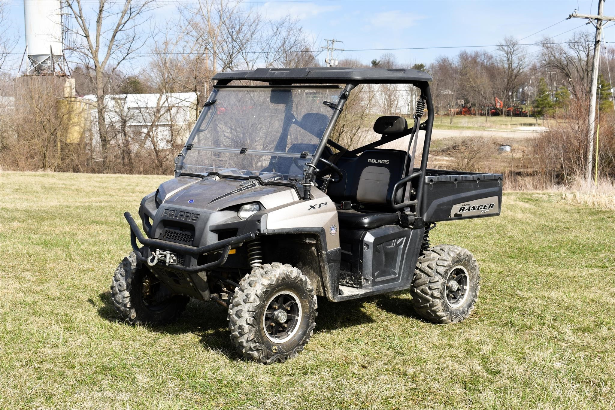2011 Polaris Ranger 800 EPS ATVs and Utility Vehicle