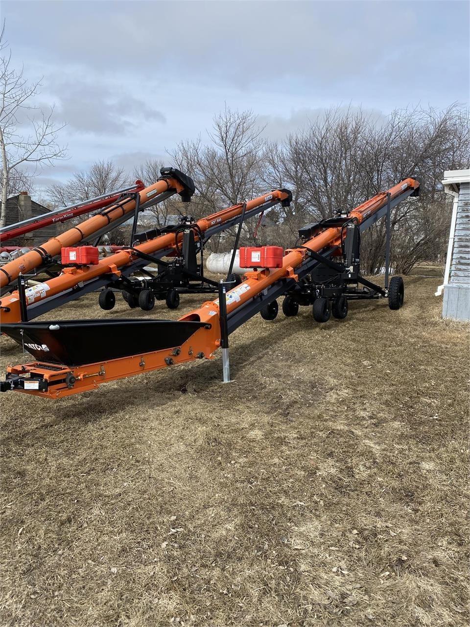 2020 Batco BCX21549FL FMD Augers and Conveyor