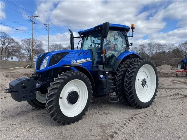 2016 New Holland T7.260 Tractor
