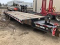 2004 Trail King TK50 Flatbed Trailer