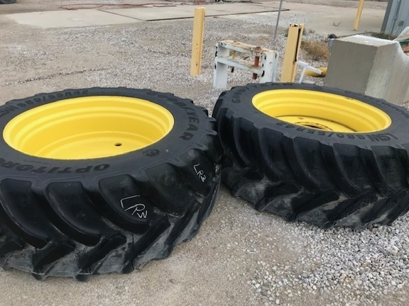 2016 Goodyear LSW 680/55R42 Wheels / Tires / Track