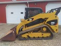 2012 Caterpillar 299C Skid Steer
