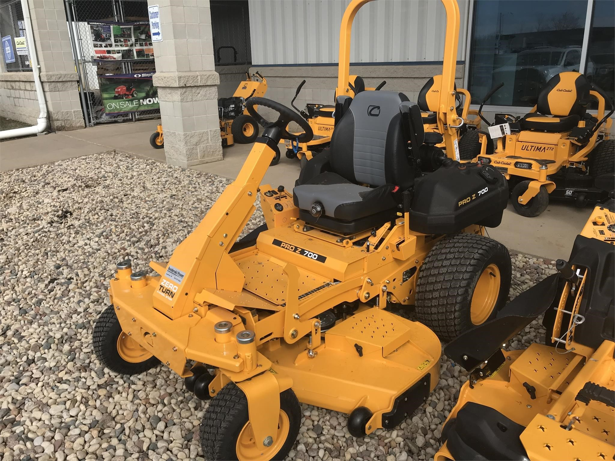 2019 Cub Cadet PRO Z 760S KW Lawn and Garden