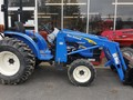 2014 New Holland Workmaster 35 Under 40 HP