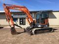 2014 Doosan DX85R-3 Excavators and Mini Excavator