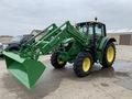 2020 John Deere 6110M 100-174 HP