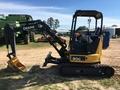 2018 Deere 30G Excavators and Mini Excavator