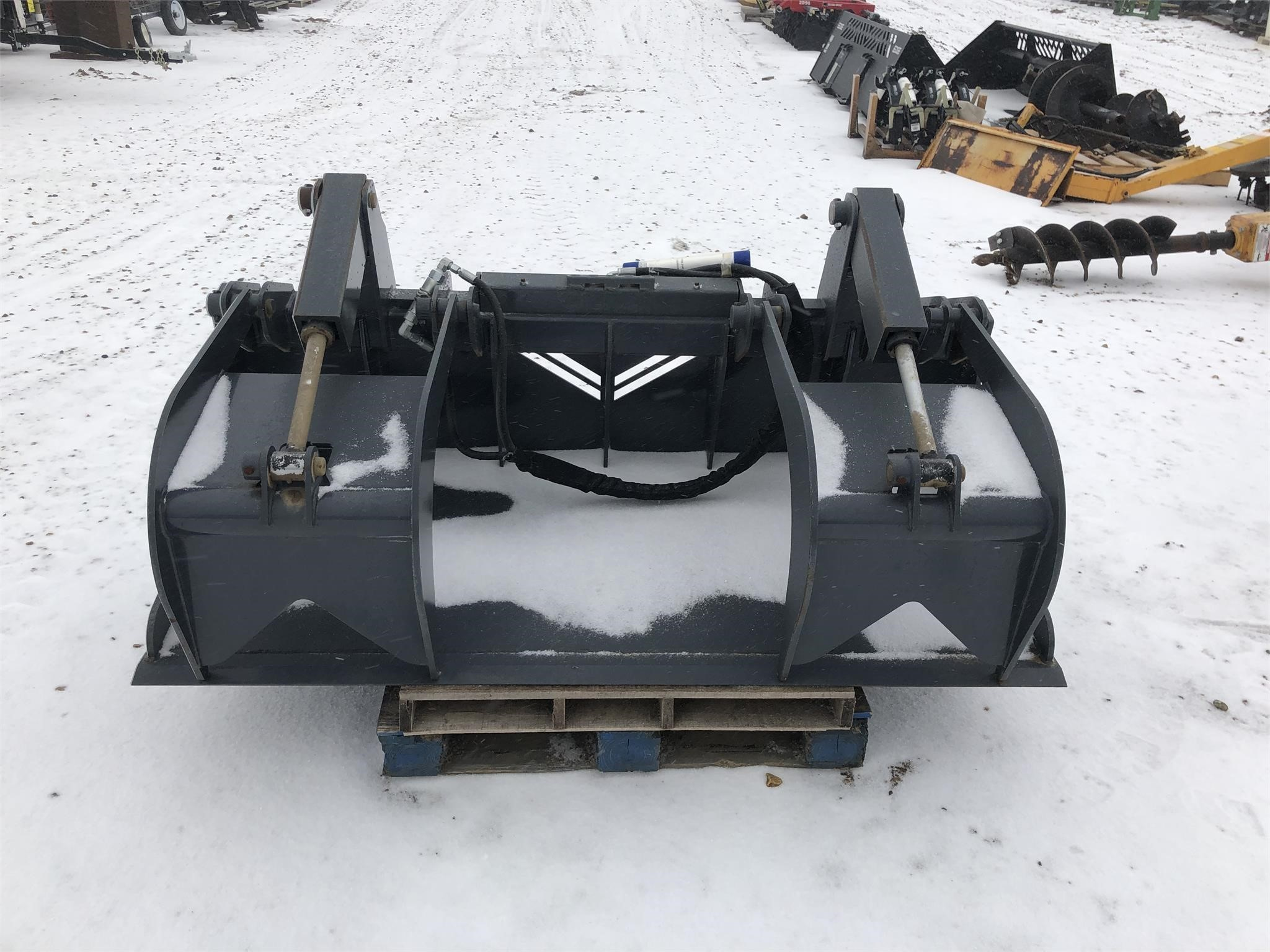 2018 CEA 502463 Loader and Skid Steer Attachment