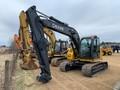 2013 Deere 135D Excavators and Mini Excavator