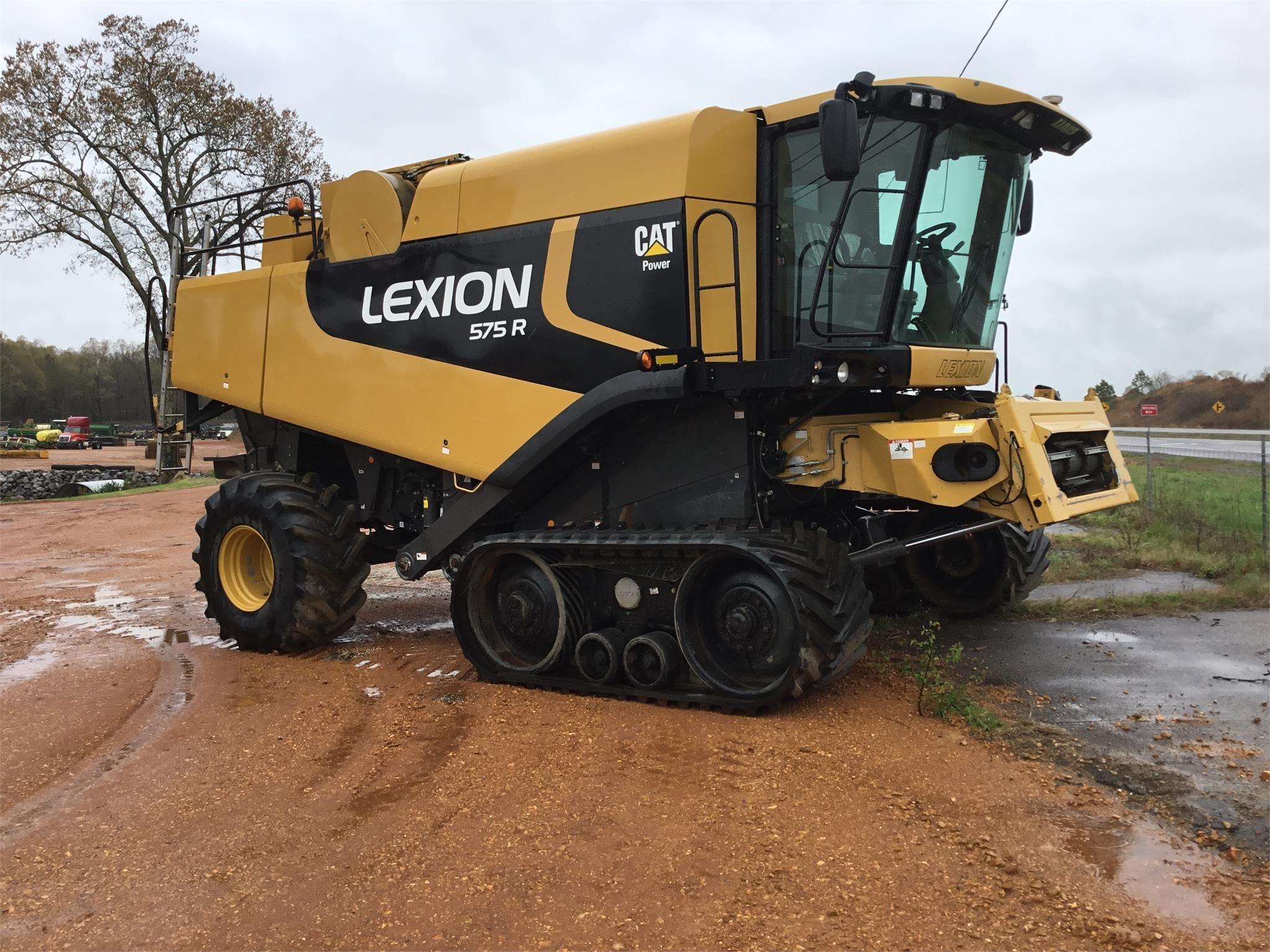 2011 Lexion 575R Combine