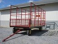 2014 Dutch Brothers 8x18 Flatbed Trailer