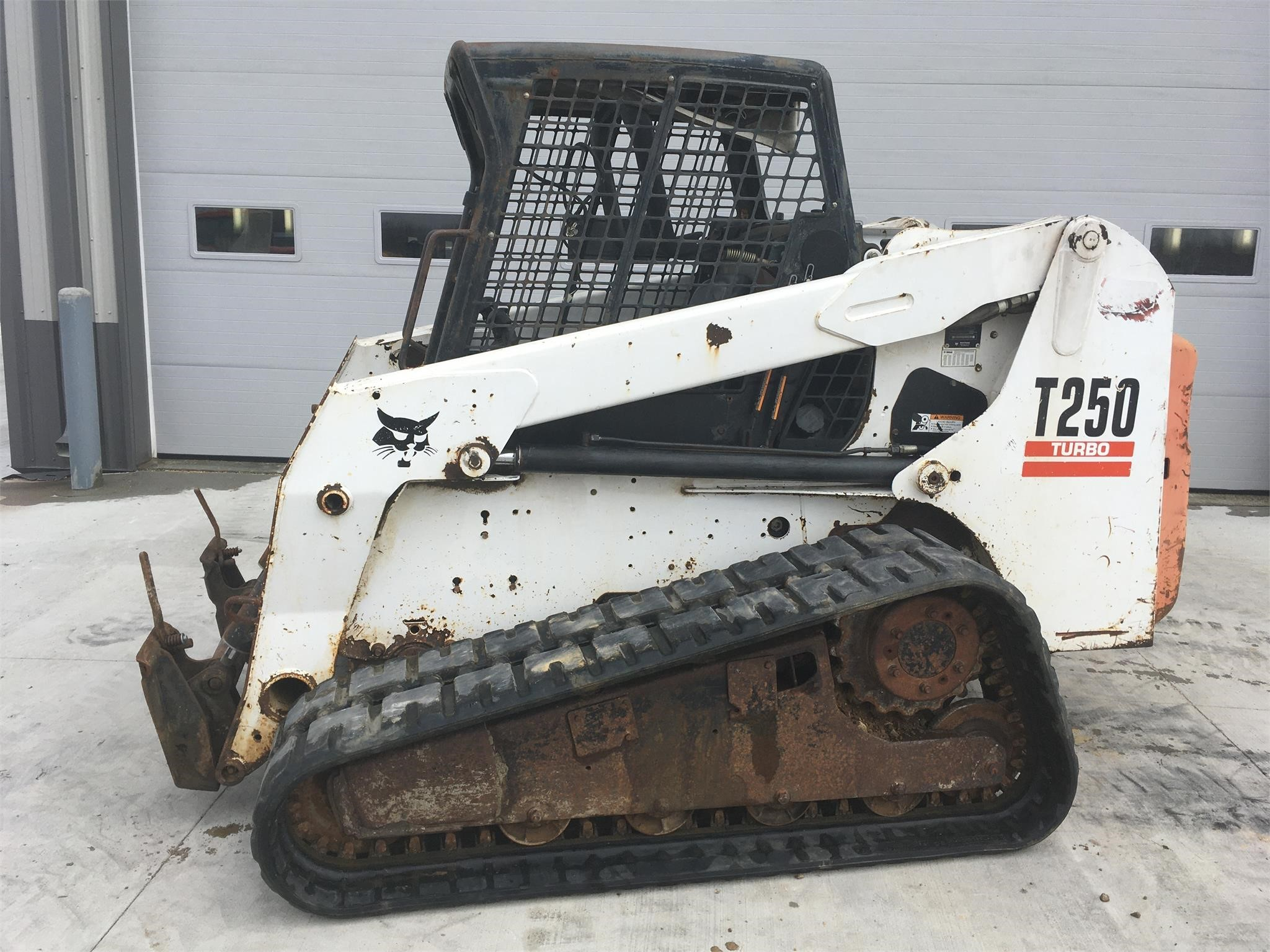 2006 Bobcat T250 Skid Steer