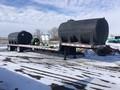 2001 Transcraft 48 foot Flatbed Trailer