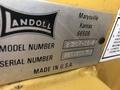 Landoll 2320F Folding Weatherproofer II Disk Chisel