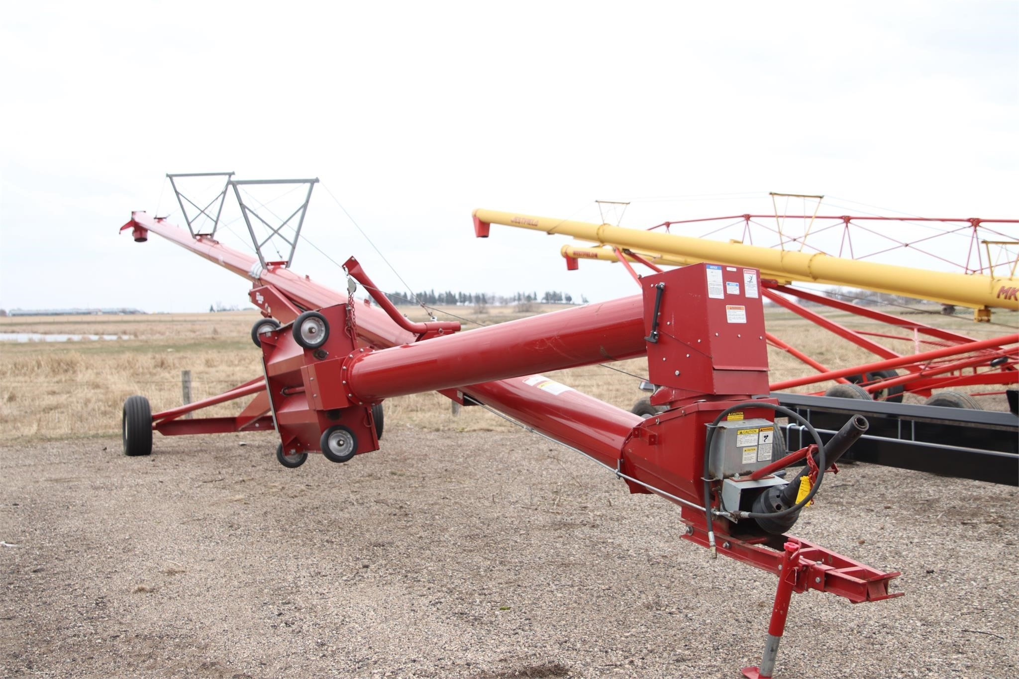2011 Sudenga HI-EF1272 Augers and Conveyor