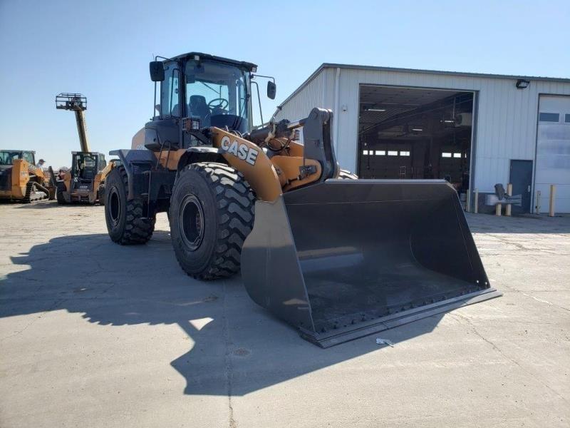 2018 Case 921G Wheel Loader