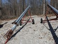 Hutchinson 8x33 Augers and Conveyor