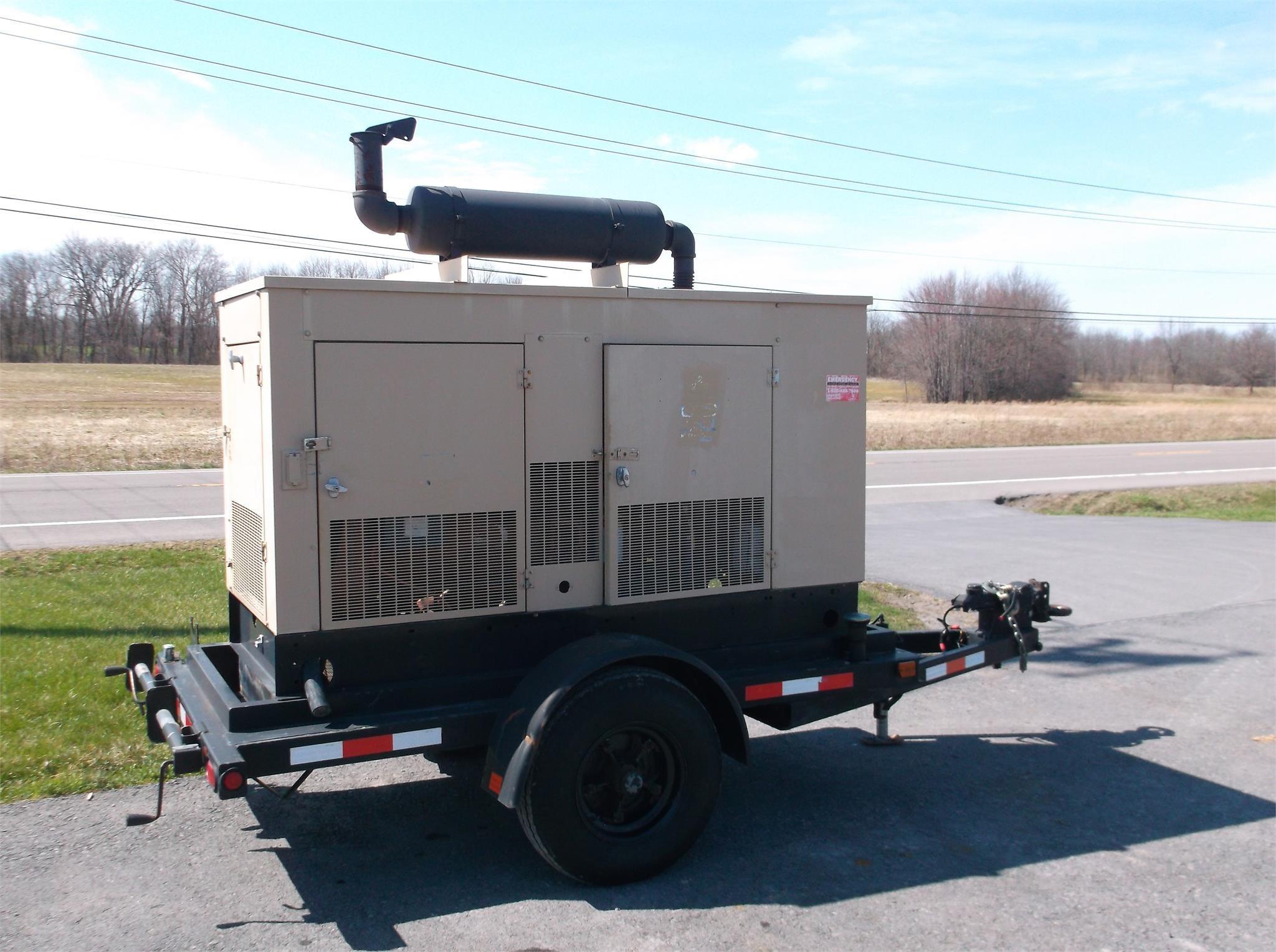 1990 Generac 50 KW Generator